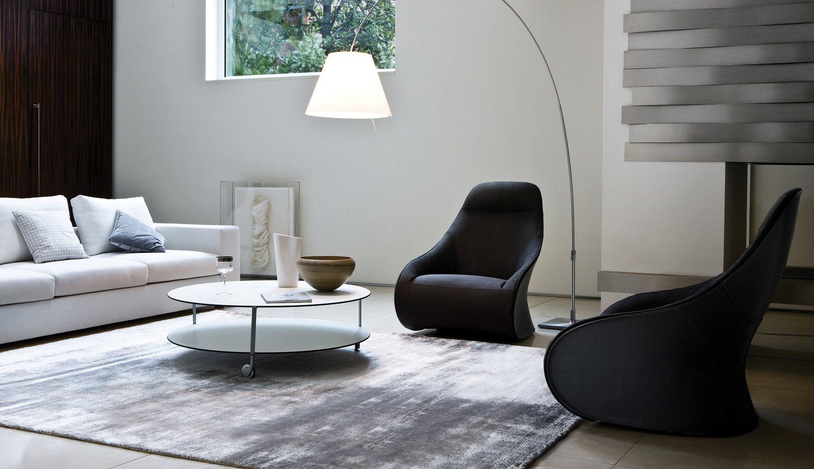 4 Stylish Modern Living Room Furniture - W. Atelier