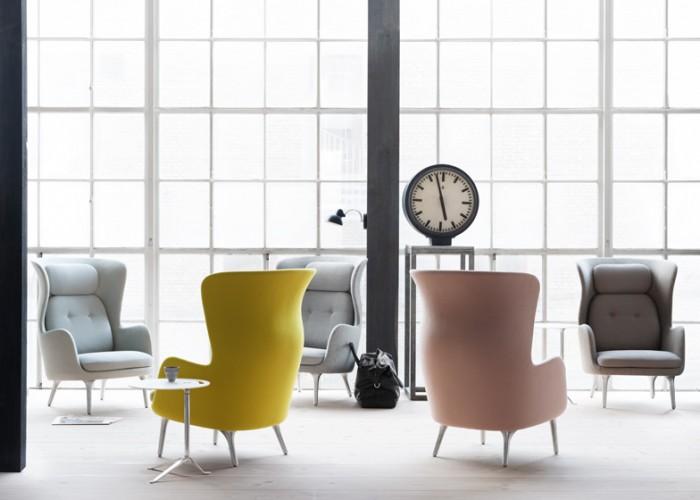 Fritz Hansen – Ro Chair Banner Image