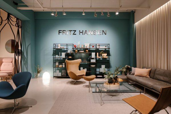 Fritz Hansen Lounge - W.Atelier