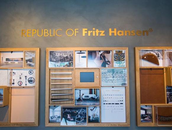Republic of Fritz Hansen Banner Image