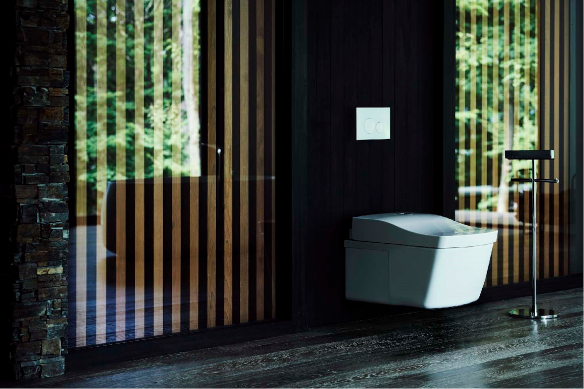 Three Residential Projects Choose TOTO Banner Image