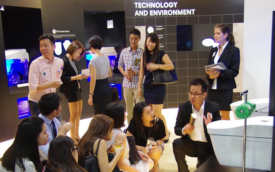 TOTO Technical Center Launch - W. Atelier