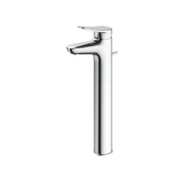 TLS04306B - LF - Extended Single Lever Lavatory Faucet with Pop-up Waste