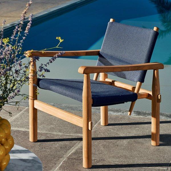 Doron Hotel outdoor lounger