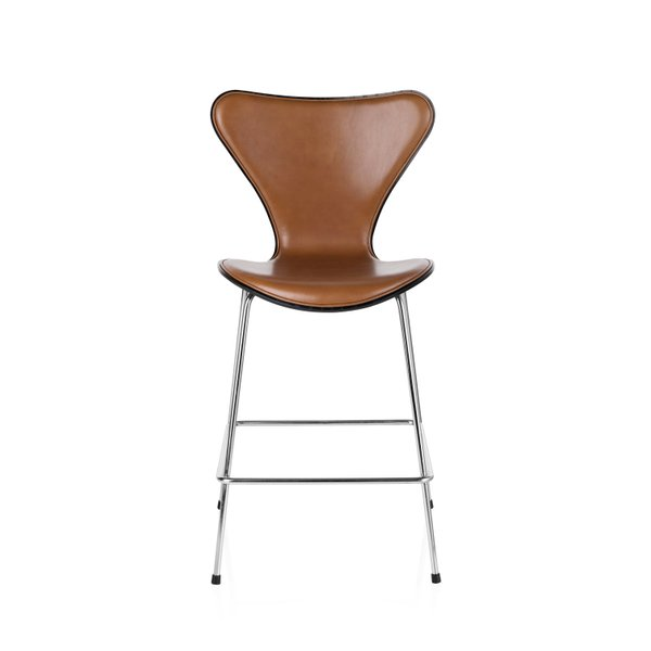 Series 7 Counter Stool (Front Upholstered)