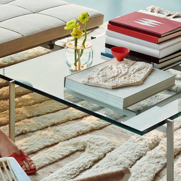 PK61 Coffee Table (Glass)