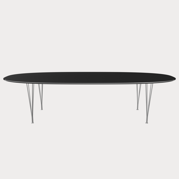 Super Elliptical Table Series Dining Table