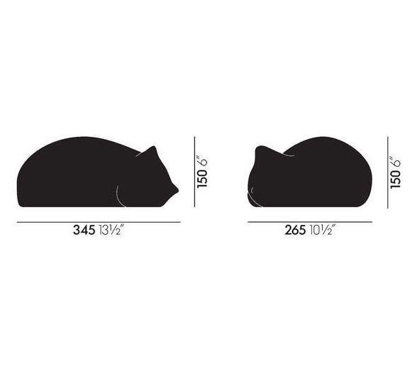 VITRA - Resting Cat Large