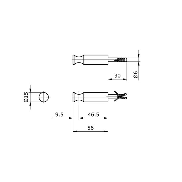 TX704AEZ - EGO II - Robe Hook