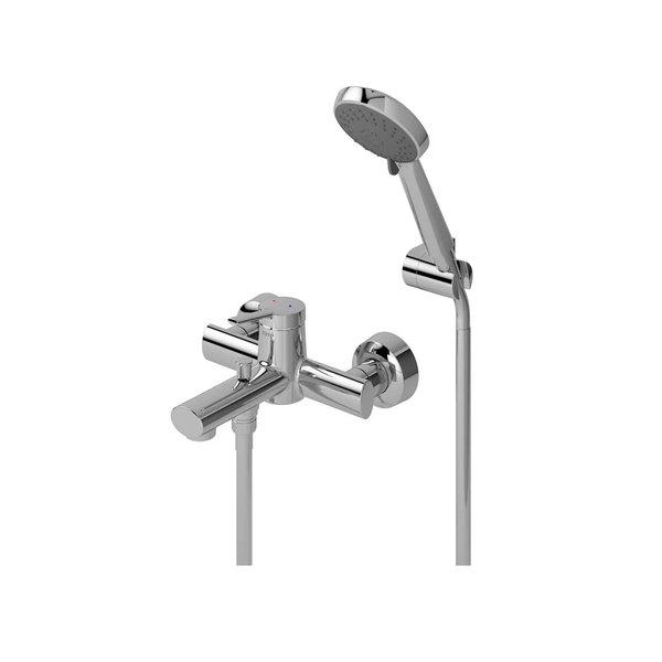 TX471SVN - VASIL - Single Lever Bath & Shower Set