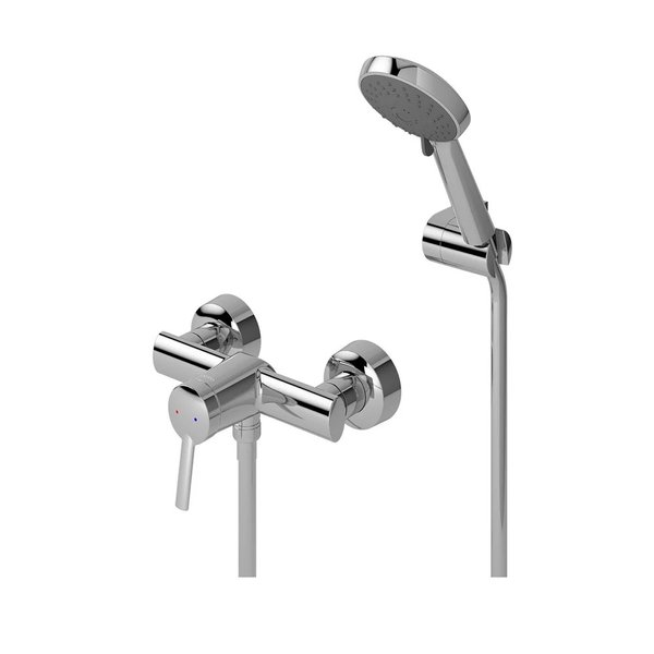 TX474SVN - VASIL - Single Lever Shower Set