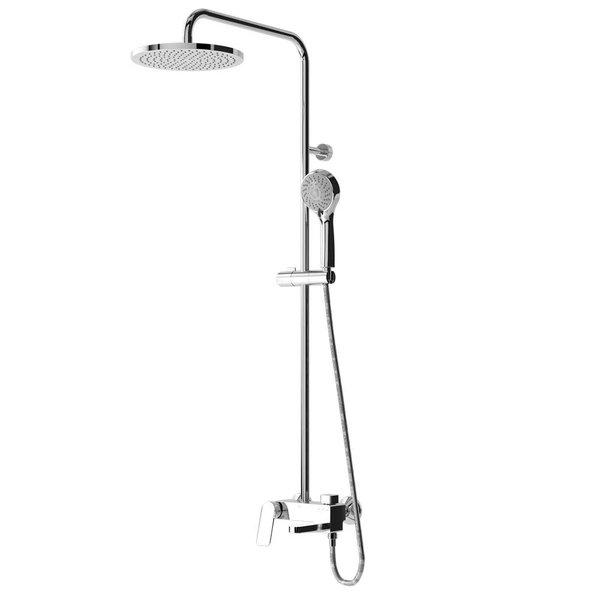TX493SRS - REI S - 3 Way Shower Column Set