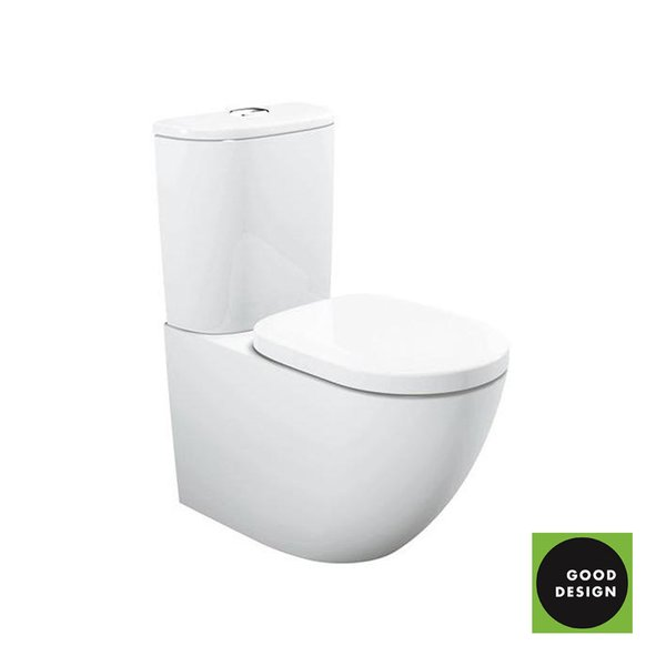 C761E - Close Coupled Toilet