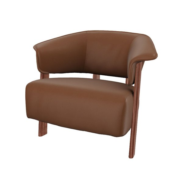 Back-Wing armchair