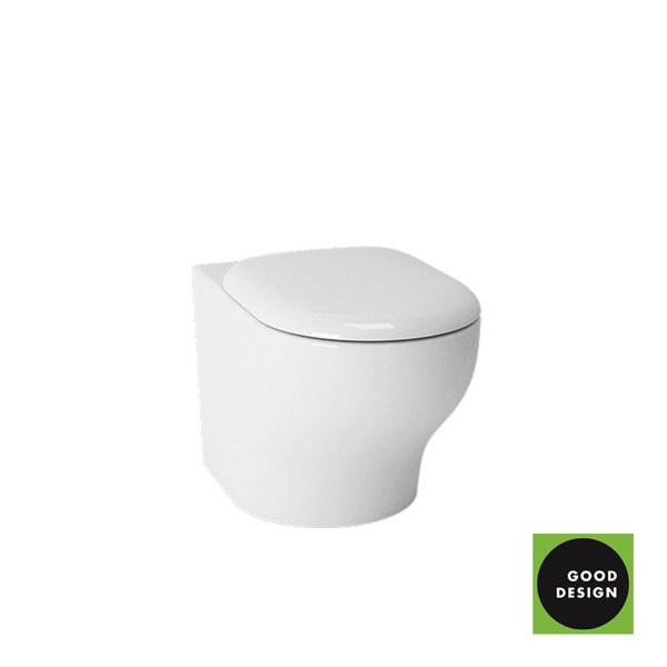 CW254PJ - HAYON - Wall Faced Toilet