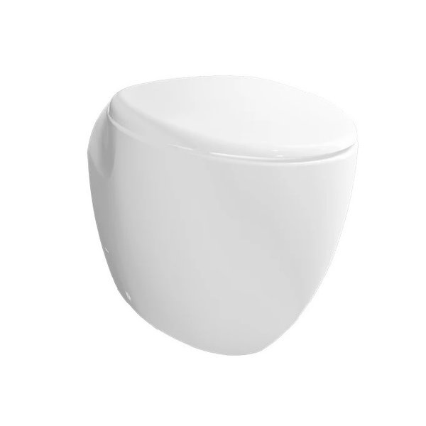 CW813PJ - LE MUSE - Wall Faced Toilet