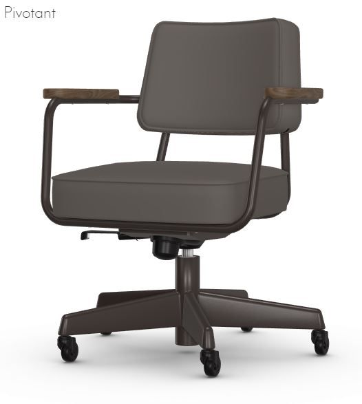 Fauteuil Direction Pivotant Office Swivel Chair (CLEARANCE)