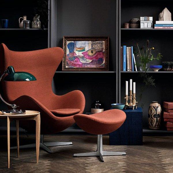 Egg Lounge Chair Fabric