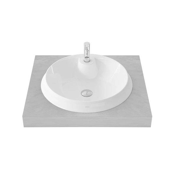LW518J - Self Rimming Lavatory