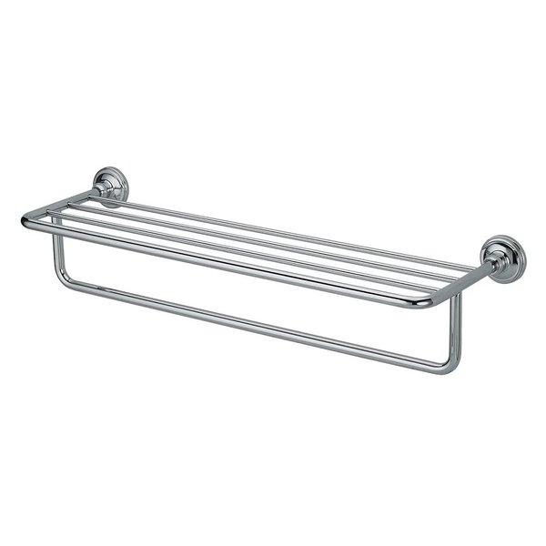 TX4WAC - CURIO - Combination Towel Shelf and Bar