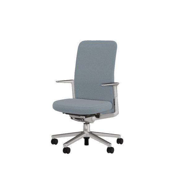 VITRA Pacific Chair Medium (CLEARANCE)