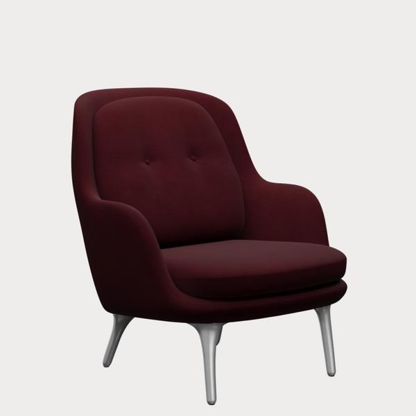 FRI JH4 lounge chair