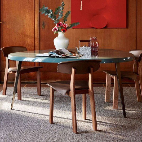 back-wing dining chair