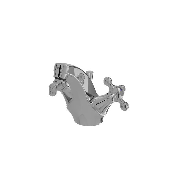 TX110LCBR - CURIO - Single Hole Lavatory Faucet with Pop-Up Waste