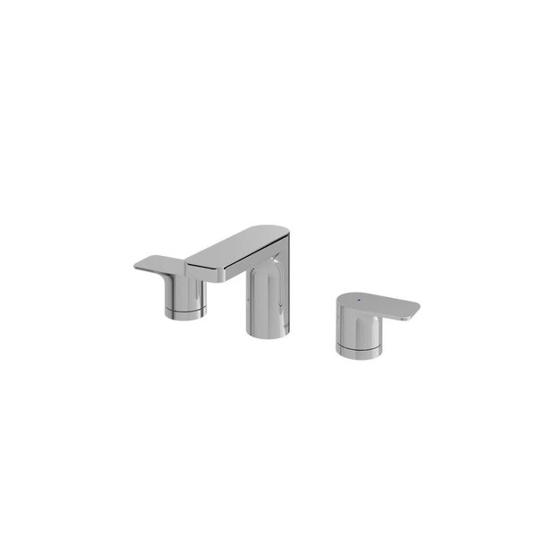 """TX119LRS - REI S - 8"""" Lavatory Faucet with Pop-Up Waste"""