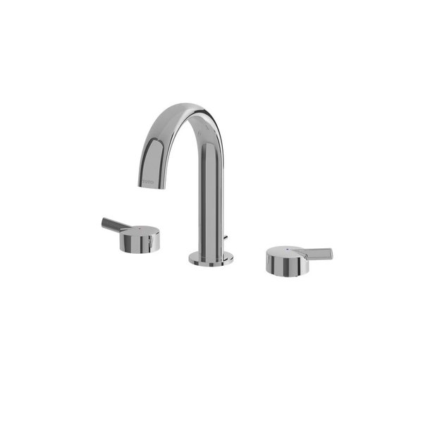 """TX119LV - VASIL - 8"""" Lavatory Faucet with Pop-Up Waste"""