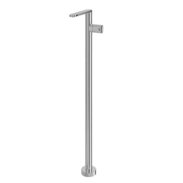 TX128LQBR - LE MUSE - Floor Standing Progressive Lavatory Faucet