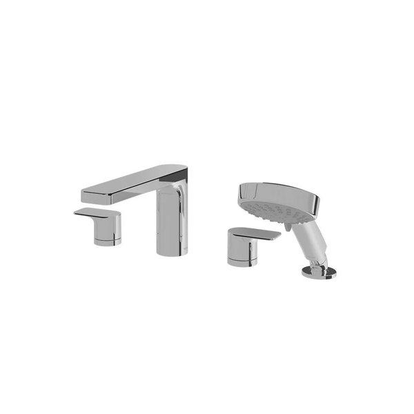 TX447SRSN - REI S - 4 Holes Bath & Shower Set
