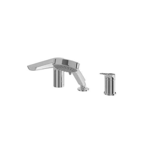 TX496SRR - REI R - 3 Holes Bath & Shower Set