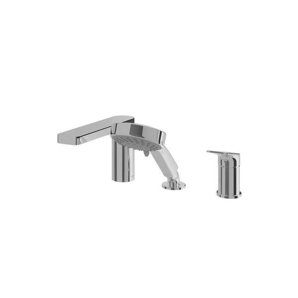 TX496SRSN - REI S - 3 Holes Bath & Shower Set